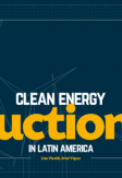 Clean Energy Auctions in Latin America