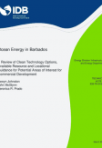 Ocean Energy in Barbados: A Review of Clean Technology Options, Available Resource and Locational Guidance for Potential Areas of Interest for Commercial Development